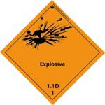 1.1D Explosive