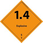 1.4S Explosive