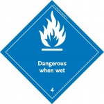 4.3 Dangerous When Wet