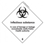 6.2 Infectious Substance