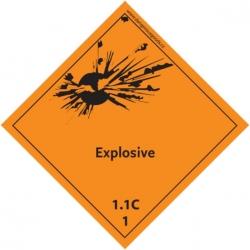 1.1C Explosive