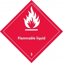 3 Flammable Liquid